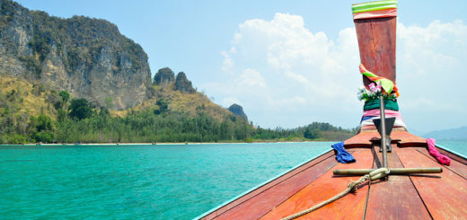 Island Hopping in Krabi