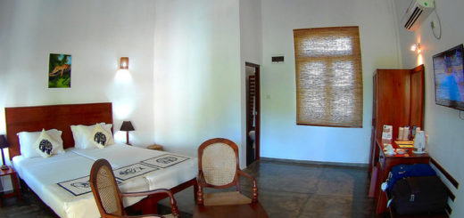 Camellia Resort and Spa Bedroom